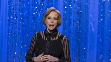 Carol Burnett previews her 50th anniversary special — and why Vince Gilligan is in the audience