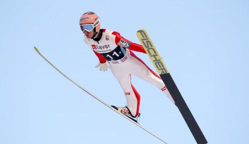 Skispringen: Kraft knackt mit 253,5 Metern den Weltrekord