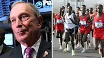Mayor Bloomberg cancels New York City Marathon