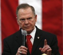 The Latest: Turnout for Alabama vote could reach 25 percent