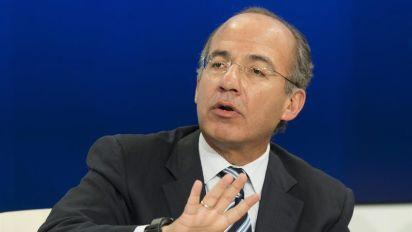 Calderón niega ser cómplice de robo de gasolina
