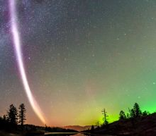 Scientists discover a new kind of light in the sky and call it 'Steve'