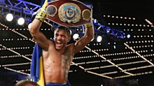 Vasyl Lomachenko wants to earn the title of best fighter in the world
