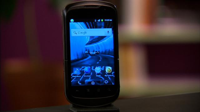 Checking out the ZTE Groove from Cricket