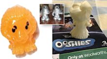 The secret 'mutant' Woolworths Ooshies selling for thousands