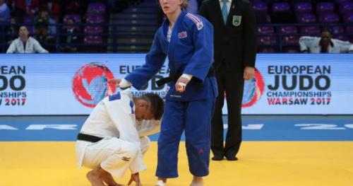 Judo - ChE - Championnats d'Europe : Amandine Buchard out, Hélène Receveaux en quarts