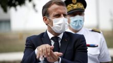 Macron says France must not lock up elderly in nursing homes as COVID-19 cases rise
