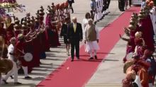 7 Awkward Moments From Donald Trump's India Tour