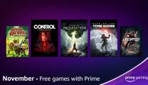 Amazon's Prime Gaming titles for November include 'Control Ultimate Edition'