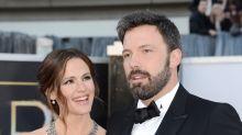 Ben Affleck gets emotional talking about Jennifer Garner split: 'I didn't want to get divorced'
