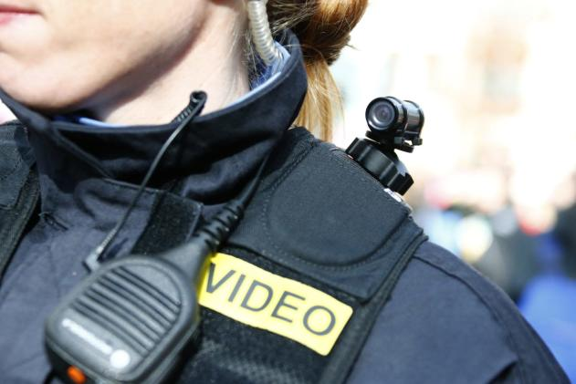 Felony charges dropped after officer admits faking body cam video