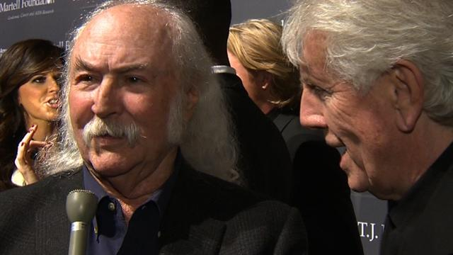 David Crosby: Romney presidency would be