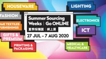 Neue virtuelle Messe im Juli – Summer Sourcing Weeks丨Go ONLINE