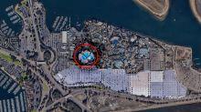 Disturbing truth about aerial image of popular tourist destination