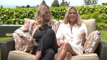 'Iron Chef' Cat Cora met her wife on the celeb dating app Raya: 'It was love at first sight'