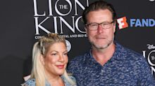 Tori Spelling's 'disgusted' and 'horrified' husband goes off on commenter asking why they 'let their kids get so fat'