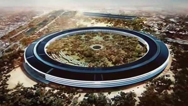 Report: New Apple campus cost could grow to $5B