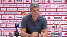 Foot - L1 - Reims : Guion : «Des regrets de ne pas avoir tenu le score»