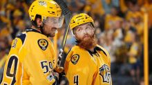 Can Nashville's dynamic defensemen stop Crosby, Malkin and Penguins?