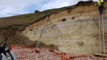 Coastal erosion unearths mysterious skeletons in Wales