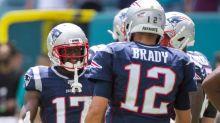 Antonio Brown says he apologized to Patriots, calls Tom Brady 'truly rare' in tweetstorm
