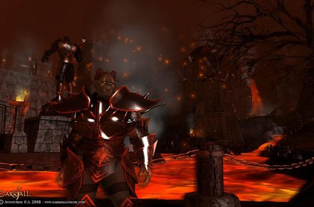 Darkfall's March 21 update addresses lag, macroing and game availability