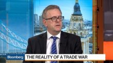 Trump Tariffs Could Trigger Market Correction, Commerzbank's Dixon Says