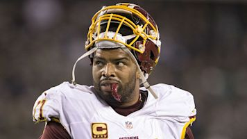 NFL trade rumors: Patriots not interested in dealing for Redskins' Trent Williams
