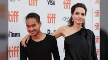 Angelina Jolie's Daughters Are the Best Red Carpet Dates