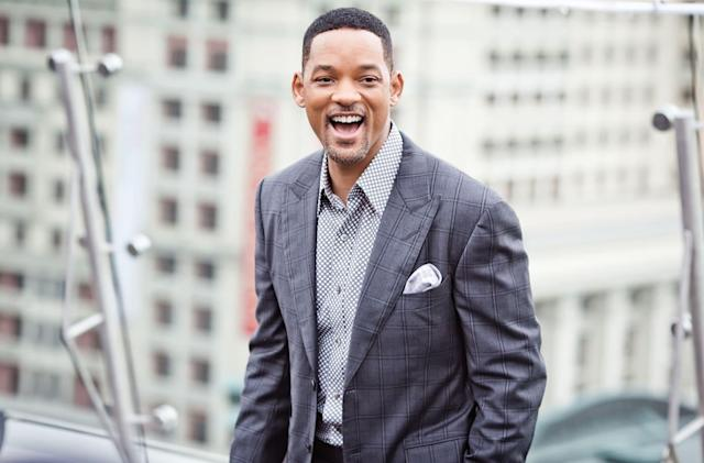 Netflix reportedly pays $90 million for Will Smith and 'Bright'