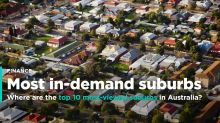 Top 10 most-viewed suburbs in Australia