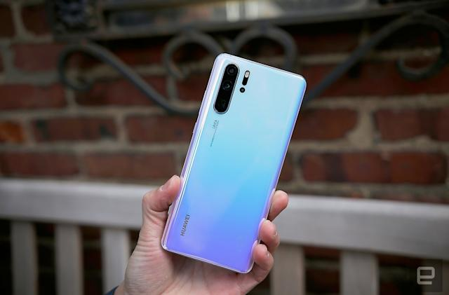 Google suspends Huawei's Android support (updated)