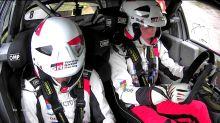 Tanak dominates on day 1 of Rally Germany