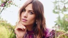 Alexa Chung shares her entire beauty routine
