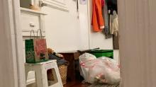 Wo ist die Katze auf diesem Foto?