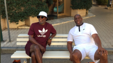 Samuel L Jackson and Magic Johnson mistaken for 'lazy migrants' in Italy