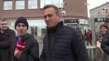 Russian politician Navalny poisoned: spokeswoman