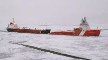 Coast guard working to retrieve drifting tanker carrying 8 million litres of petroleum