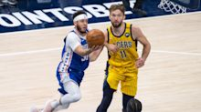 Sixers guard Seth Curry gives update on his health heading into playoffs
