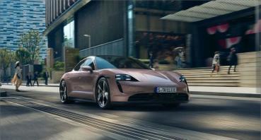Porsche Taycan 後驅版台灣售價 358 萬元,即日開始預售