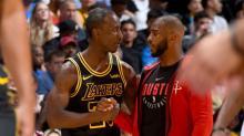 Bryant, Paul praise Lakers' 10-year G League veteran Ingram after NBA debut
