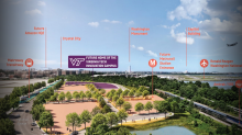 JBG Smith, Virginia Tech detail plans for Potomac Yard innovation campus
