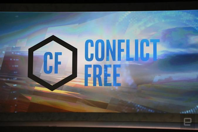 Everything Intel ships this year will be conflict-mineral-free