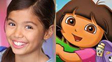 Polémica por el bajo salario que cobrará la niña de 9 años de Dora la Exploradora