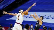Sexton, Garland help Cavaliers upset 76ers 112-109 in OT