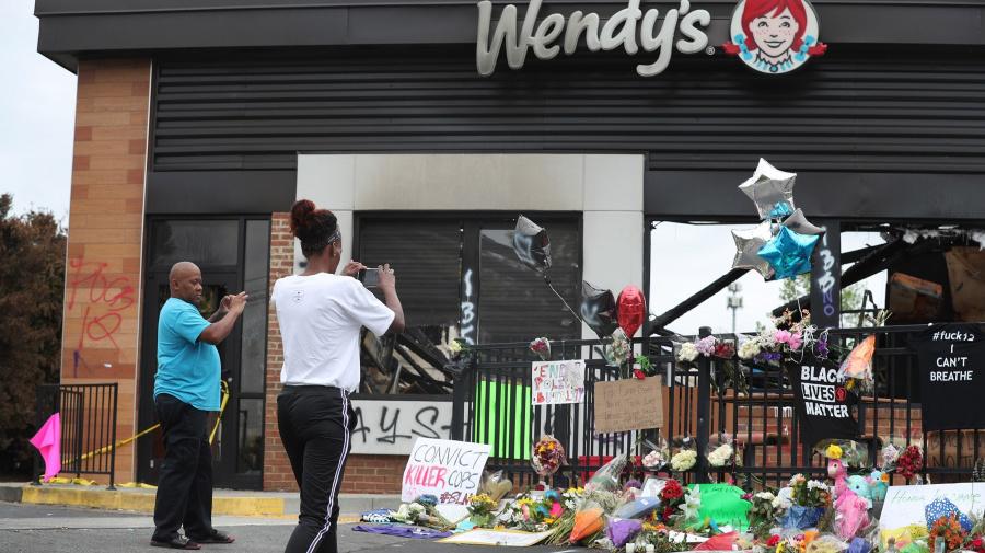 Atlanta mayor says 'enough is enough' after girl killed