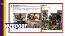 Accidental Burning of Idol in WB Viral With False Communal Angle