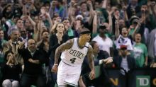 Isaiah Thomas out for the remainder of the postseason