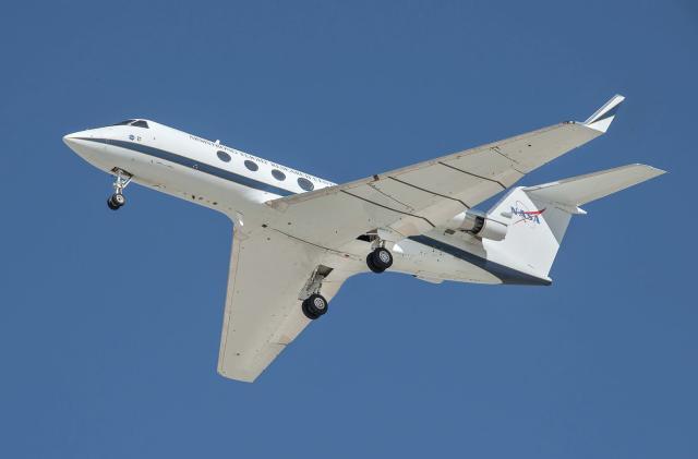 NASA's aircraft modifications make planes 70 percent quieter