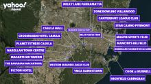Coronavirus Sydney: All the venues linked to virus outbreak